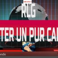 Logo of radio station LIVE Radio Libre Gironde