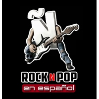 Logo of radio station La Rock N Pop | en Español