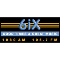 Logo of radio station 6IX