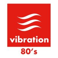 Logo of radio station Vibration 80's