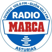 Logo of radio station Radio MARCA Asturias
