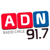 Logo of radio station ADN Radio Chile
