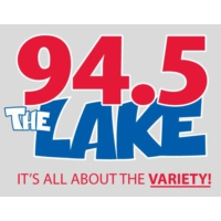 Logo de la radio WLWK The Lake 94.5