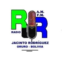 Logo of radio station Radio Jacinto Rodríguez
