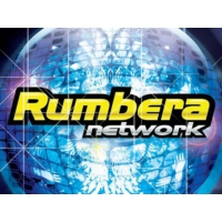 Logo of radio station Rumbera Network Caracas