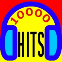 Logo of radio station 10000 Hits