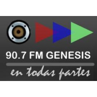 Logo of radio station FM Genesis
