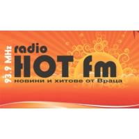 Logo de la radio Радио Хот ФМ