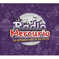 Logo of radio station Radio Mercurio