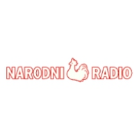 Logo of radio station Narodni FM