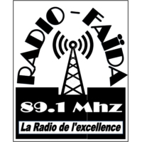 Logo of radio station RADIO FAIDA FM - KATI