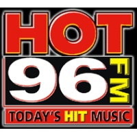 Logo of radio station WSTO Hot 96