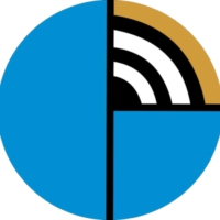 Logo of radio station Le Bouquet Granvillais