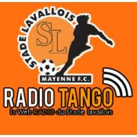Logo of radio station Radio Tango Stade Lavallois