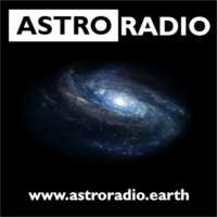 Logo of radio station Astro Radio Earth