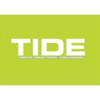 Logo of radio station TIDE