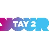 Logo of radio station Tay 2