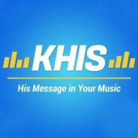 Logo of radio station KHIS 107.9