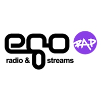 Logo of radio station egoRAP