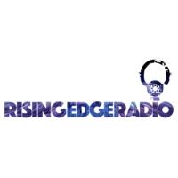 Logo of radio station Rising Edge Radio
