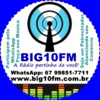 Logo de la radio Big10fm - A Rádio pertinho de Você!