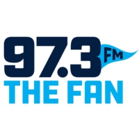 Logo de la radio KWFN 97.3 The Fan