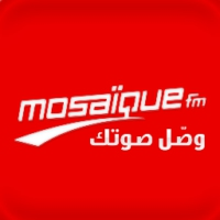 Logo of radio station Mosaique FM
