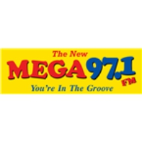 Logo of radio station KRTO Mega 97.1
