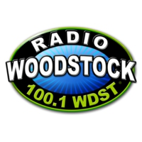 Logo of radio station WDST 100.1 FM
