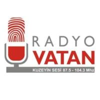 Logo of radio station Radyo Vatan 104.3