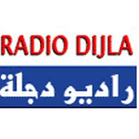 Logo of radio station Radio Dijla