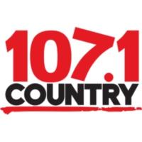 Logo of radio station CKQC-FM Country 107.1