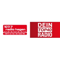 Logo of radio station 107.7 Radio Hagen - Dein Top40 Radio