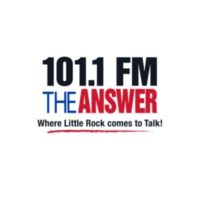 Logo de la radio 101.1 FM The ANSWER