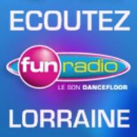 Logo de la radio Fun Radio Lorraine