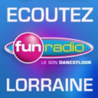 Logo of radio station Fun Radio Lorraine