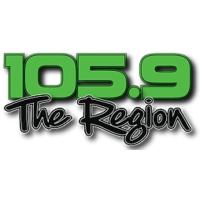 Logo of radio station 105.9 The Region