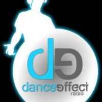 Logo of radio station Dance Effect Radio