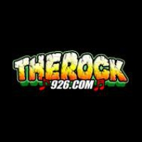 Logo of radio station The Rock 926