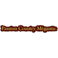 Logo of radio station Passion country mégantic