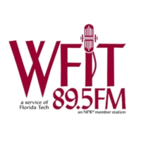 Logo of radio station WFIT 89.5 FM