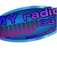 Logo of radio station My Radio 33