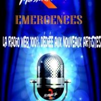Logo of radio station RMVAR  ÉMERGENCES