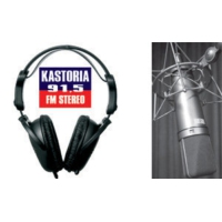 Logo of radio station Kastoria 91.5 FM