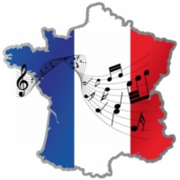 Logo of radio station La France en chansons