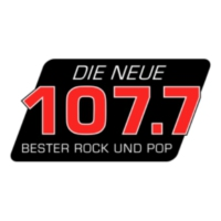 Logo of radio station Die Neue 107.7