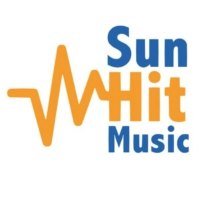 Logo of radio station Sun'hit music