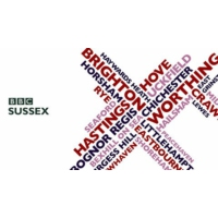 Logo of radio station BBC Radio Sussex