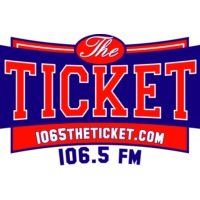 Logo de la radio WLQR ESPN 106.5 The Ticket
