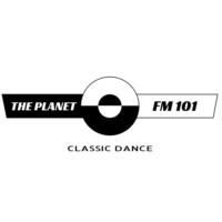 Logo of radio station FM101 - The Planet
